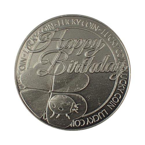 Happy Birthday geluksmunt